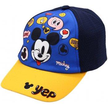 Chlapecká kšiltovka Mickey Mouse - yep