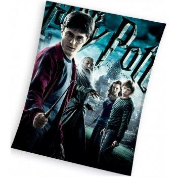 Fleecová deka Harry Potter a Polovičný princ