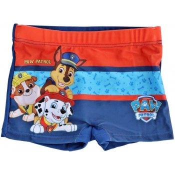 Chlapecké plavky boxerky Paw Patrol - Tlapková patrola
