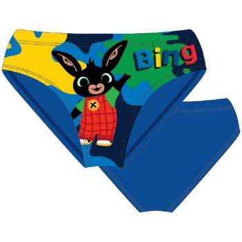 Chlapecké slipové plavky Zajíček Bing