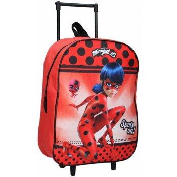 Dětský cestovní kufr na kolečkách Kouzelná beruška