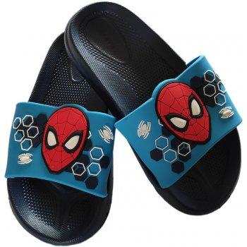Chlapecké gumové pantofle Spiderman