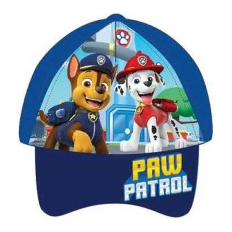 Setino · Dětská / chlapecká kšiltovka Tlapková patrola - Paw Patrol 54 Modrá