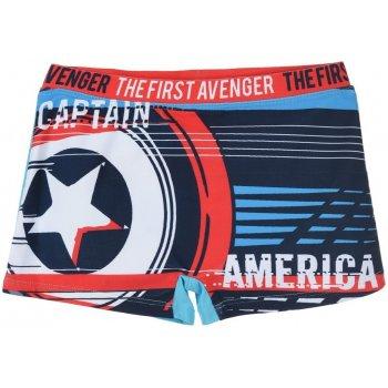 Chlapecké plavky boxerky Captain America - MARVEL