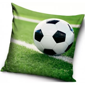 Polštář s fotbalovým míčem