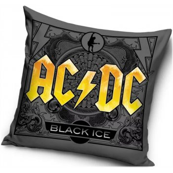 Polštář AC/DC - Black Ice