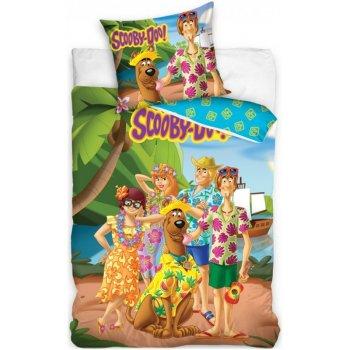 Bavlněné ložní povlečení Scooby-Doo - Dovolená na Havaji