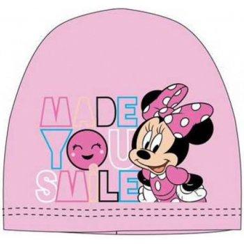 Dívčí jarní / podzimní čepice Minnie Mouse - Made you smile