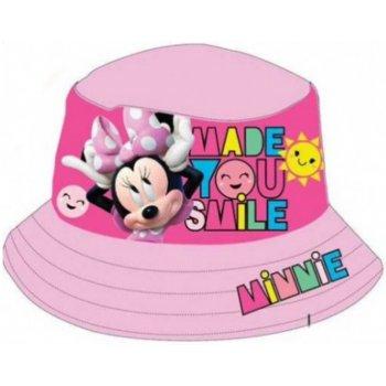 Dívčí klobouk Minnie Mouse - Made you smile