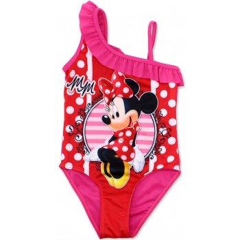 Dívčí jednodílné plavky Minnie Mouse - Disney