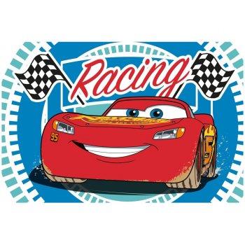 Dětský ručník Auta - Blesk McQueen - Racing