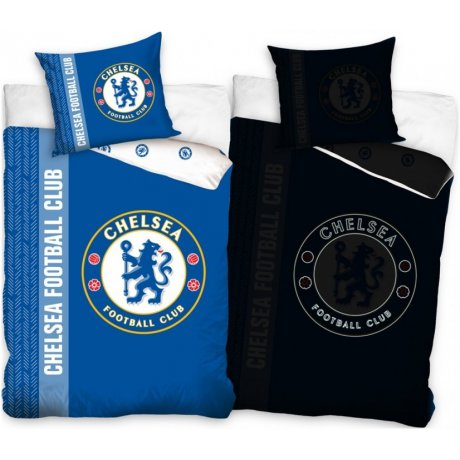 Bavlněné ložní povlečení Chelsea FC - se svítícím efektem