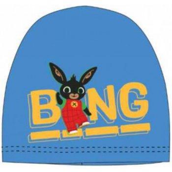 Chlapecká jarní / podzimní čepice Zajíček Bing
