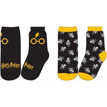 Dětské ponožky Harry Potter (2 páry)