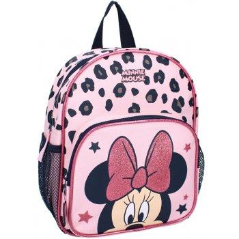 Dívčí batoh Minnie Mouse s třpytivou mašlí - Disney