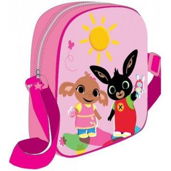 Dívčí kabelka přes rameno Zajíček Bing a Sula