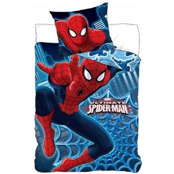 Bavlněné povlečení Spiderman