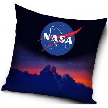 Povlak na polštář NASA - měsíční krajina