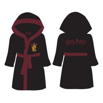 Pánský župan s kapucí Harry Potter - Nebelvír