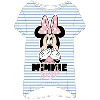 Dámské tričko na spaní Minnie Mouse - Minnie Style
