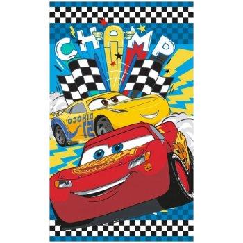 Dětský ručník Auta - Blesk McQueen - Champ