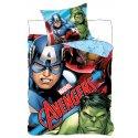 Bavlněné povlečení Avengers