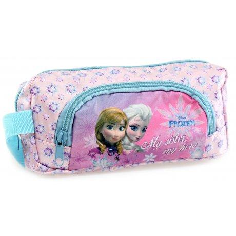 Pouzdro na tužky Ledové království - Elsa a Anna